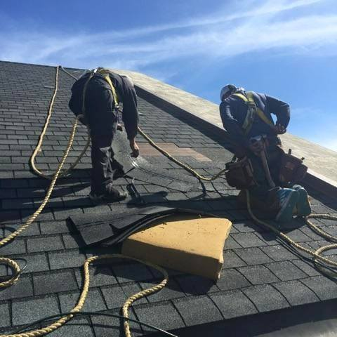 Quad Cities Government Project Roofers